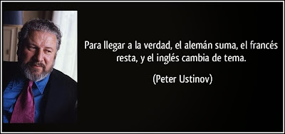 frases de Peter Ustinov