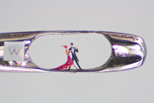 06-Willard-Wigan-Miniature-Art-and-Sculptures-in-The-Eye-of-a-Needle-Tango