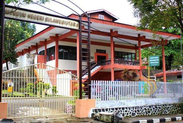 Wisata Sejarah Museum Negeri Provinsi Sulawesi Utara