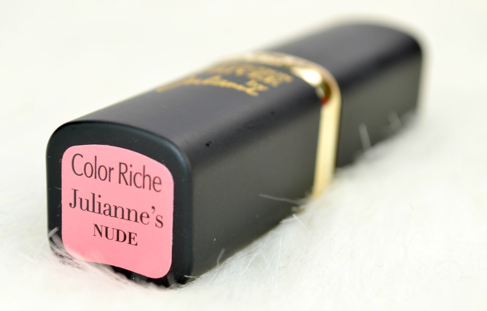 L'Oréal Color Riche Collection Privée Lipstick - Julianne's Nude