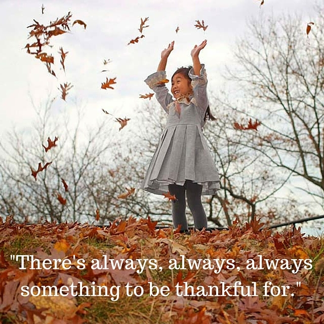 Thanksgiving Quote | Chichi Mary Online Kid's Boutique