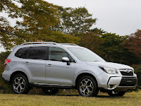 Japanese car photos 2014 Subaru Forester  - 3