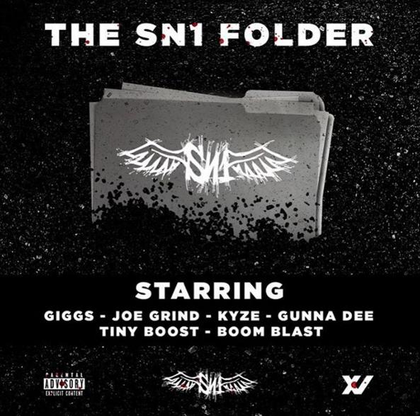 SN1 - The SN1 Folder Mixtape Cover