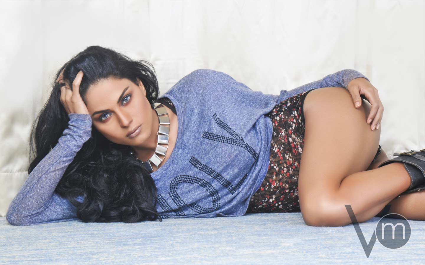 Veena Malik Latest Photo Shoot 2012