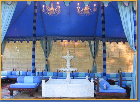 Step Up Your Destination Wedding Decor With Raj Tents