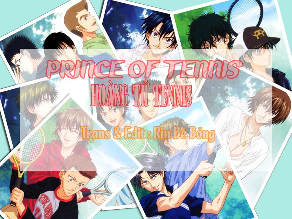 Prince of Tennis chap 95 Trang 1