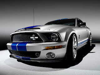 Ford Mustang Shelby GT500 Pictures