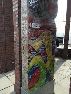 Berlin, Berliner Mauer, Panoramapunkt, Potsdamer Platz