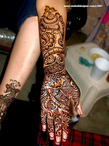Best-10 Eid Mehndi Designs