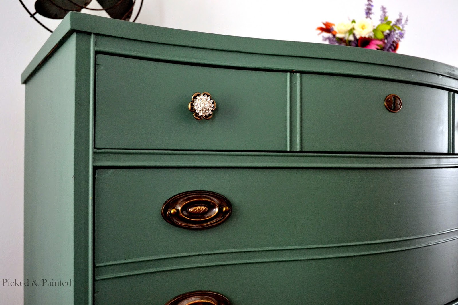 painted green furniture. What Do You Think Of This Color? Painted Green Furniture
