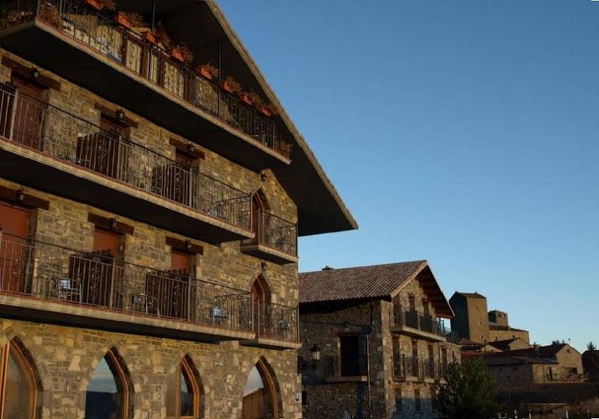EL CHURRON:RESTAURANTE, HOTEL Y CASA RURAL EN EL PIRINEO