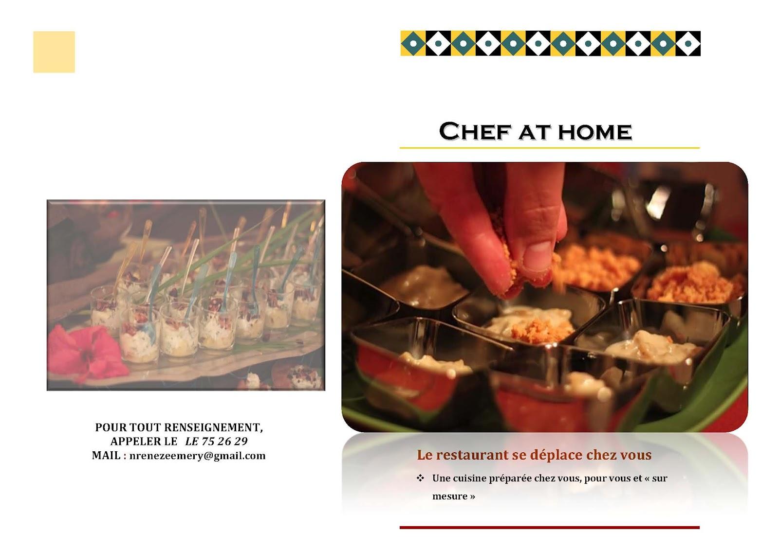 le blog d 39 ellipseconsulting un chef cuisinier la maison. Black Bedroom Furniture Sets. Home Design Ideas