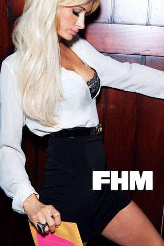 fhm paris hilton