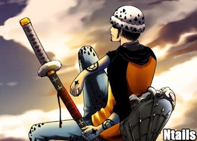 One Piece: Trafalgar Law - FanART