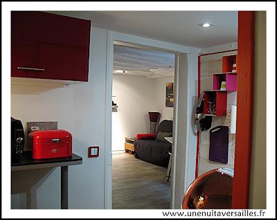 Gîte Chambre d'Hôtes B&B Une Nuit à Versailles