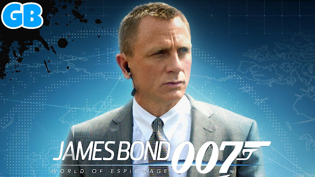 James Bond World of Espionage For Android