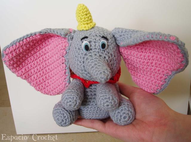 Amigurumi Dumbo