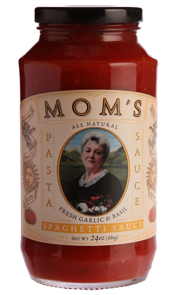 Product Review: Mom's Spaghetti Sauce
