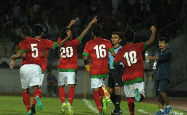 Indonesia U 19 Indonesia vs Malaysia 1 1: Hasil & Klasemen Piala AFF U19 2013