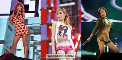 Personil Girlband Korea Terseksi 2013 - wartainfo.com
