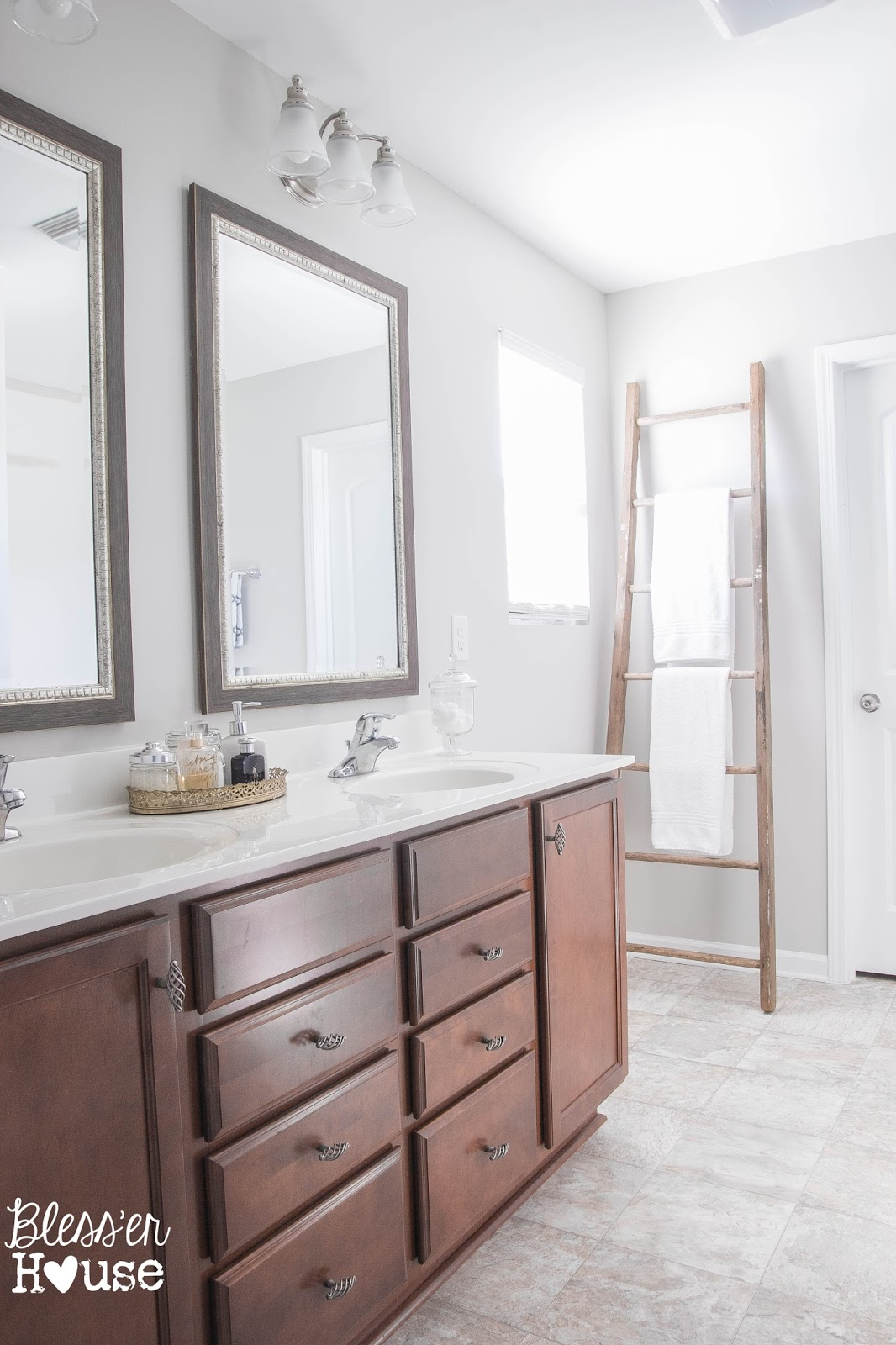 Master bathroom-Bless'er House-How I Found My Style Sundays- From My Front Porch To Yours