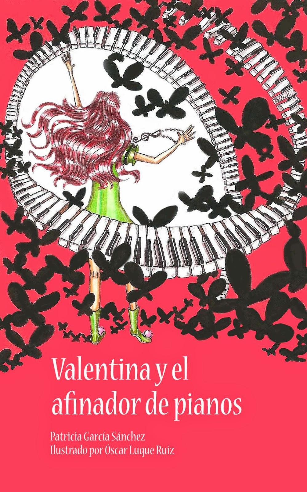 Valentina y el afinador de pianos