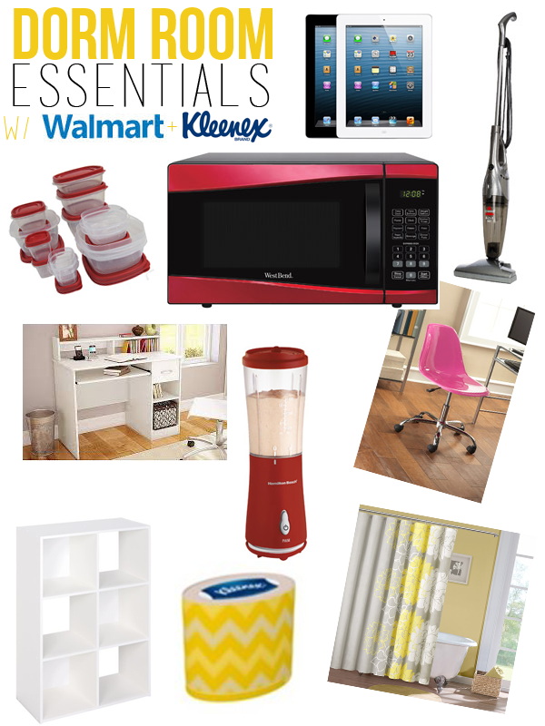 I Always Want To Buy It All So In Order To Help Ease Some Of My Desires, I  Wanted To Make A Short List Of What I Think Are MUST HAVES For All College  Dorms! Idea
