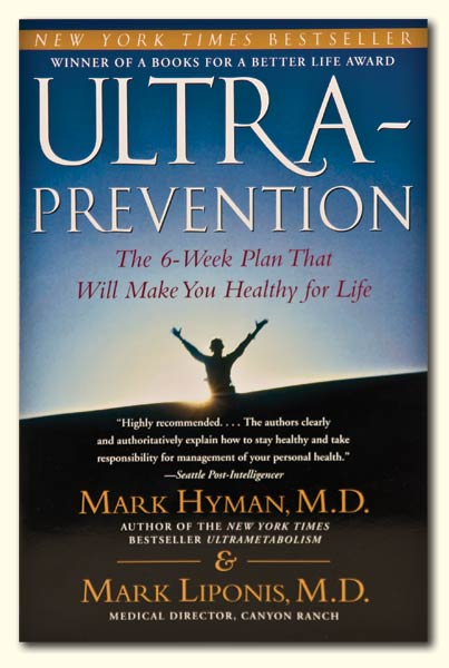 Ultra-Prevention Book Cover