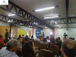 Audiência pública no Sebrae.