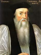 Biografia Thomas Cranmer