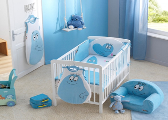 Baby bedroom decoration decor de chambre a coucher de bebe for Chambre a coucher enfant