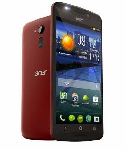 Spesifikasi dan Harga Acer Liquid E 700 Smartphone Triple SIM