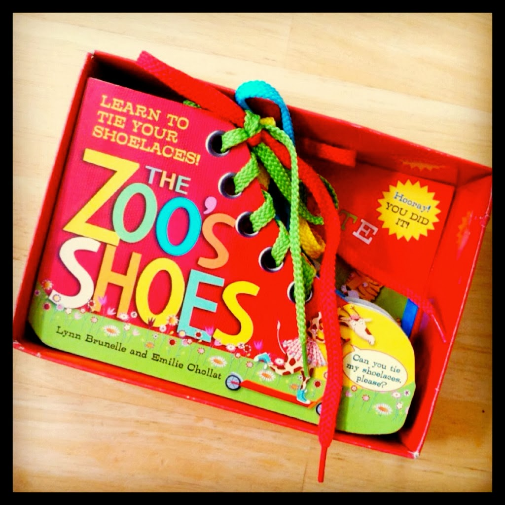 The Zoo S Shoes Learn To Tie Your Shoelaces
