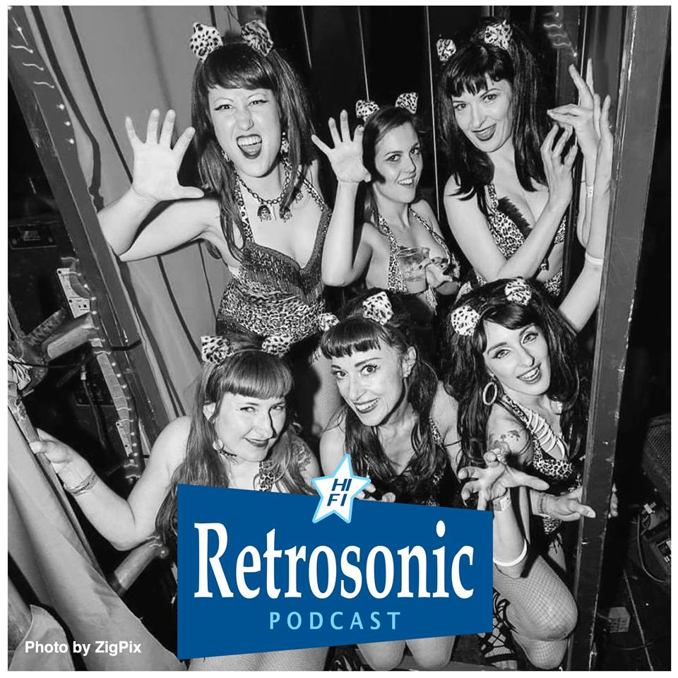 Retrosonic Podcast Episode 28: Oh! Gunquit, French Boutik, Las Aspiradoras etc