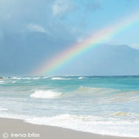 Irena Bliss Hawaii Rainbow