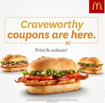 Canadian daily deals mcdonald 39 s canada coupons print bogo for Filet o fish deal
