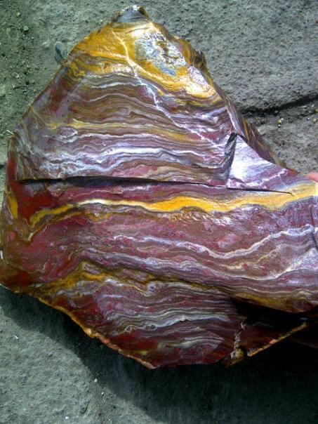 Panca Warna Loreng Sumbawa