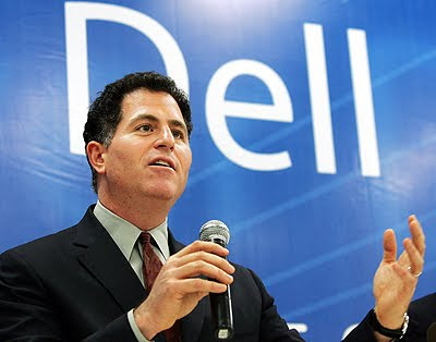 Michael Dell, pendiri Laptop Dell