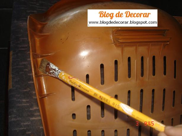 """Blog de decorar: passo a passo: """"minha"""" primeira cadeira ..."""