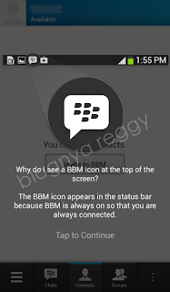 Download BBM for Android dan iOS