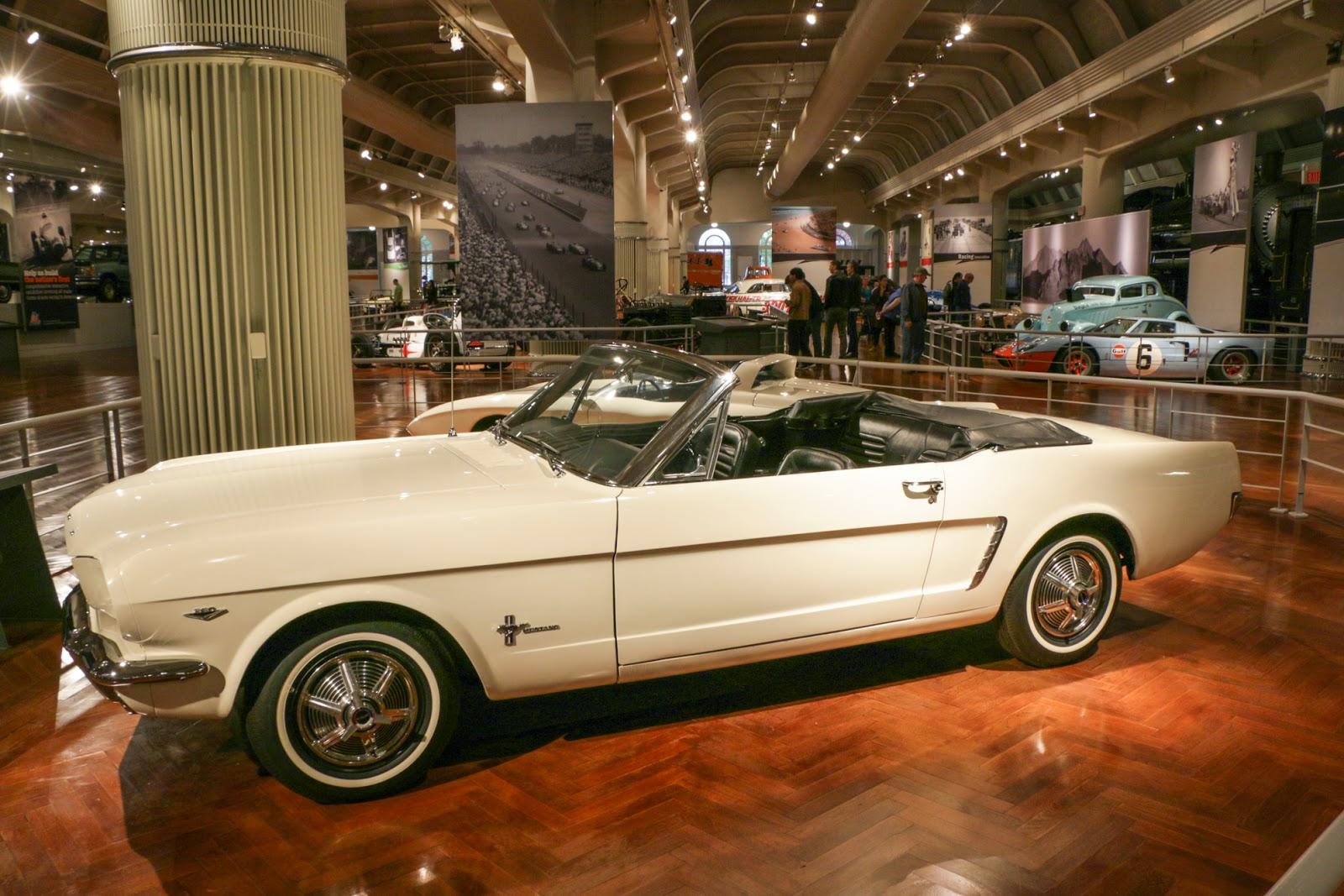 форд мустанг 1965