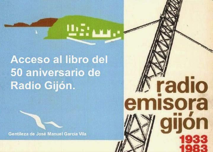 LIBRO 50 ANIVERSARIO RADIO GIJON