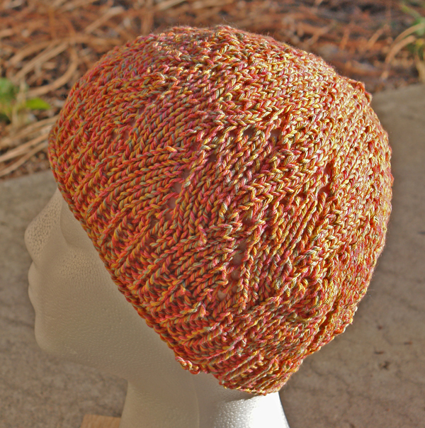 Knitting Pattern Kfb : Yarn Yearnings: flame hat/armwarmers pattern