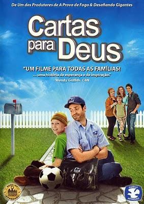 Filme Poster Cartas para Deus DVDRip XviD Dual Áudio & RMVB Dublado