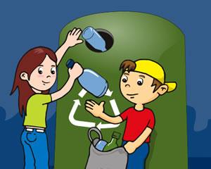 Que significa soñar con reciclar
