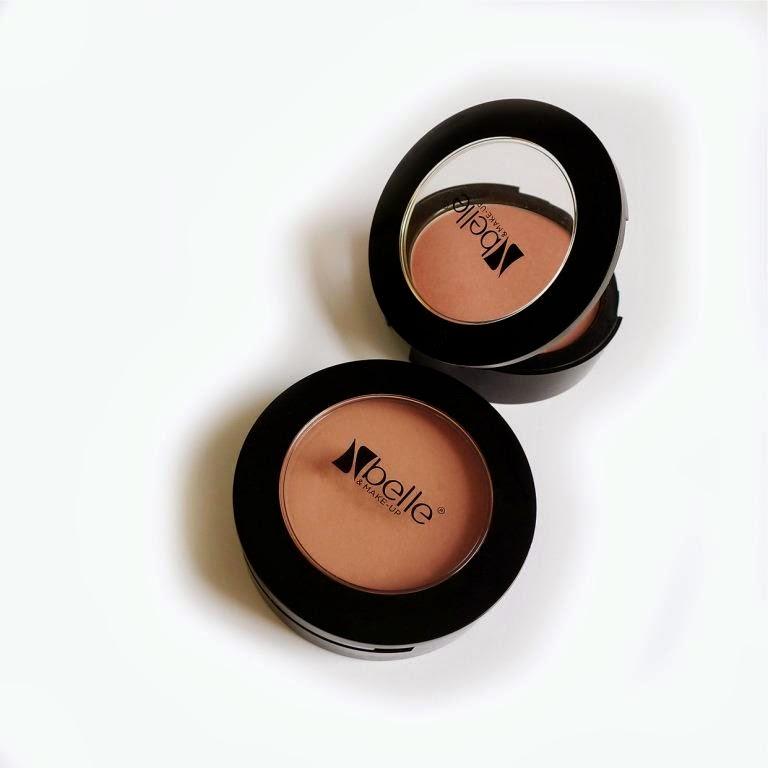 Polvos compactos belle&MAKEUP