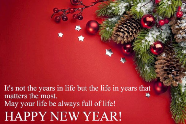 Happy New Year 2016 HD Quotes for Whats app and facebook