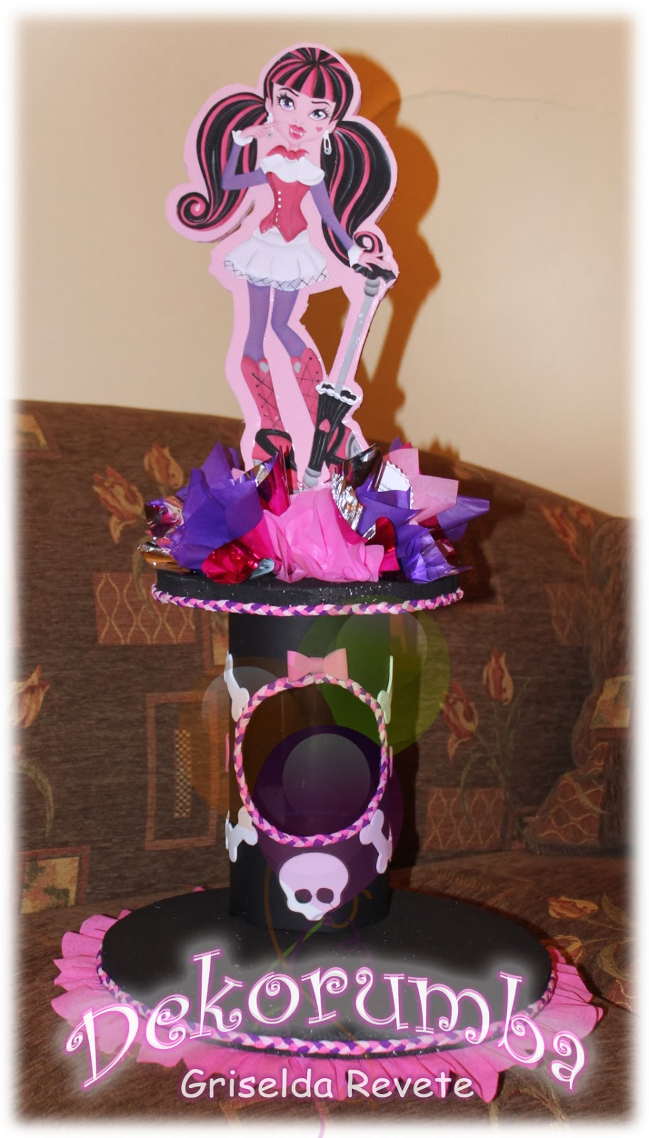 Chupeteros de las monster high - Imagui