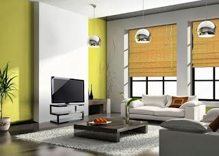 model rumah minimalis dan interiornya
