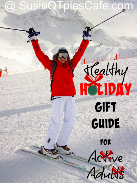 Healthy Holiday Gift Guide for Active Adults